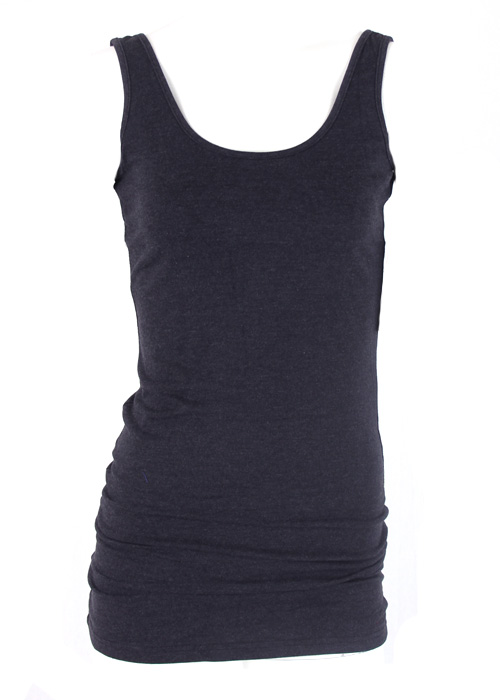 Extra Long Singlet Face Off Clothing